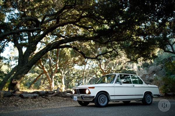 Timeless Enjoyment: The Properly Done BMW 2002