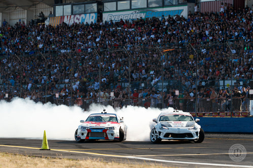 VH8 – The 2JZ is Rising in Formula Drift