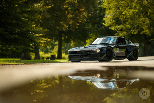 Fairlady Z06: The V8 Datsun Reimagined