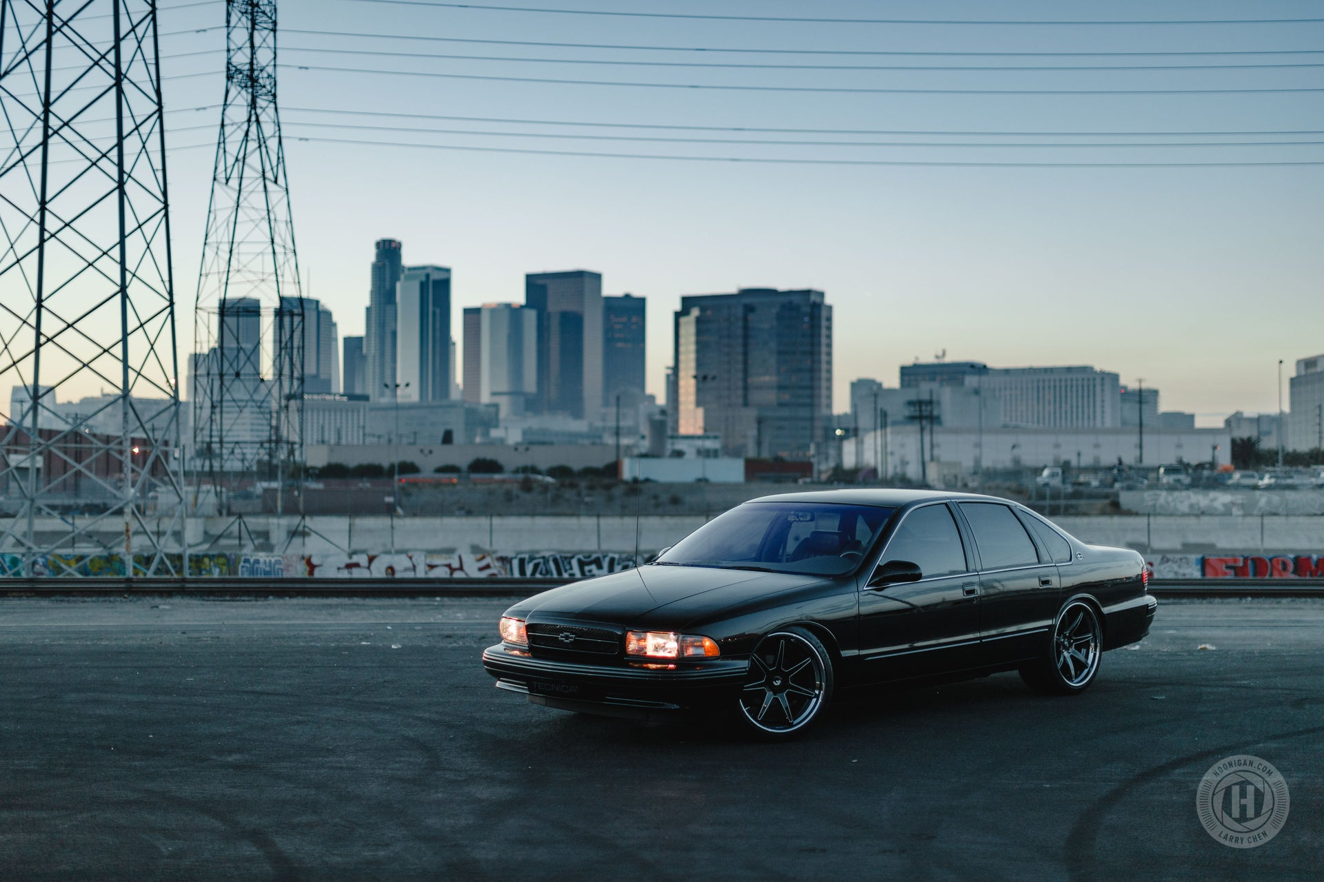 Killer Mike's 1996 Chevy Impala SS