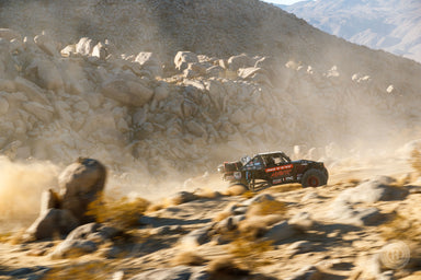 The King of the Hammers: Off-Road's Burning Man