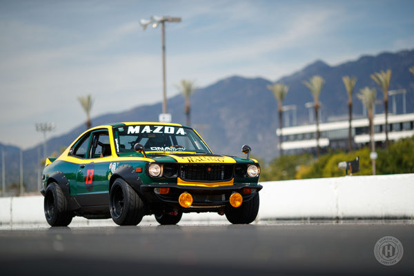 Retro Race Looks, Three-Rotor Power: A Heroic RX-3