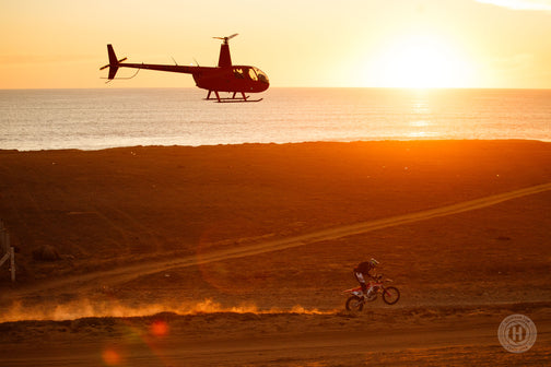 Shooting the 2018 Baja 1000