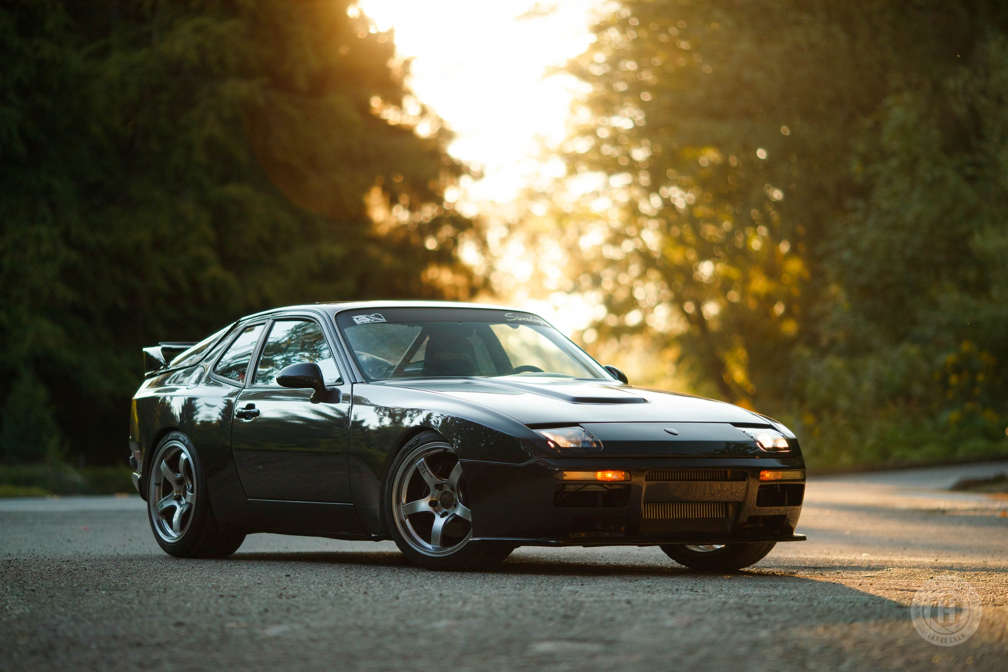 KL'ing It – Mazda KL-ZE-Swapped Porsche 944