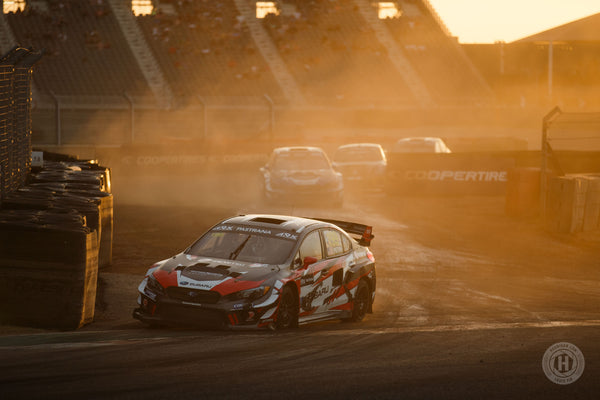 Americas Rallycross: A New Championship Emerges