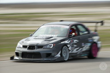 Grip Brigade Strikes at the Global Time Attack in Buttonwillow
