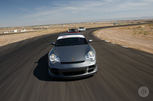 Playing at Willow Springs during KW Shakedown