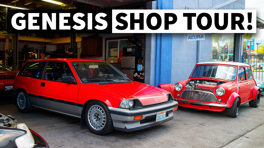 Time Capsule '85 Honda Civic is the Cleanest EA-T We've Ever Seen. Runs on Carbs!