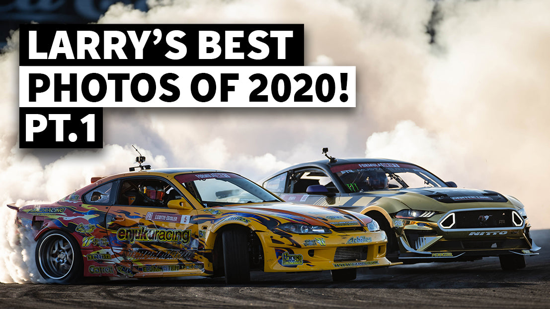 Larry Chen's 100 Greatest Drifting Photos of 2020!