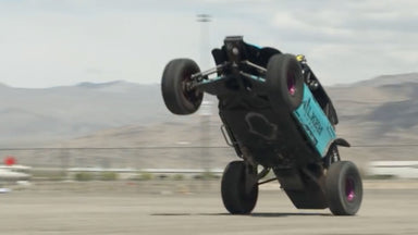 Popping Wheelies at Holley LSFest West