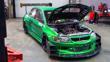 Hulk Smash to Hulk Fast: Evo VIII Hill Climb Car Reborn