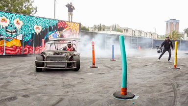 Our Miata Shartkart - Best $200 Ever Spent! (Circle Jerks Deathmatch)
