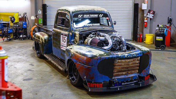 How to Build a 1200hp Diesel - Old Smokey Preps for Pikes Peak