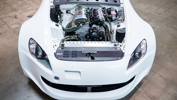 Is this the World's Cleanest Honda S2000 - Rywire Wide Body Ap1