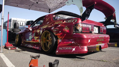 Hert Finds the Best Drift Cars at Bash from the Past (after breaking the Twerkstallion).