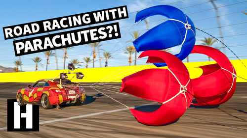 Deploying Parachutes While Still Racing! How Much Does it Ruin Laptimes?