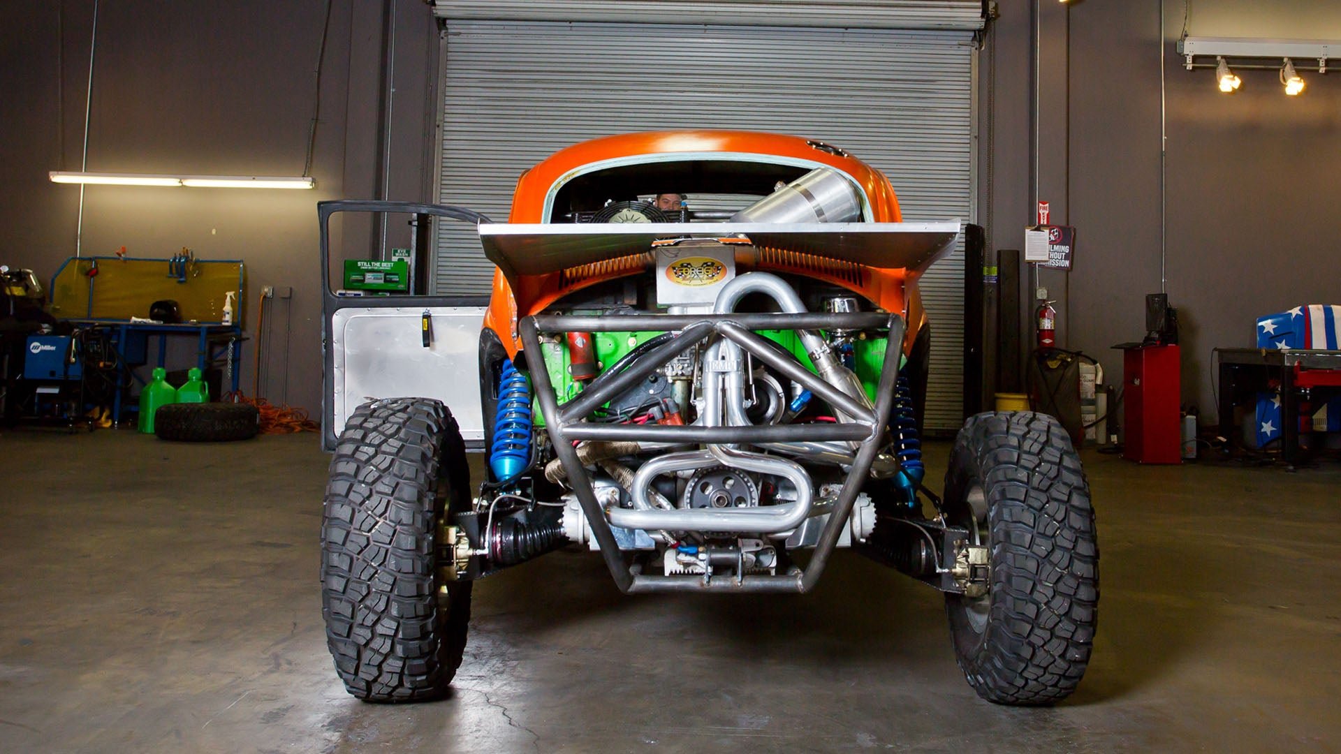 We Start Prepping Our Craigslist Beetle For Baja Hoonigan