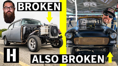 Can a Junkyard LS Motor Save the Day? Chase Vs Finnegan Gets Interesting