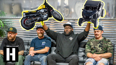 We're Hiring! Plus Ken Block, The Banana Hammer, and More