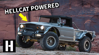 We Let Our Editor Drive Brand New Jeep Wranglers, in Moab!?