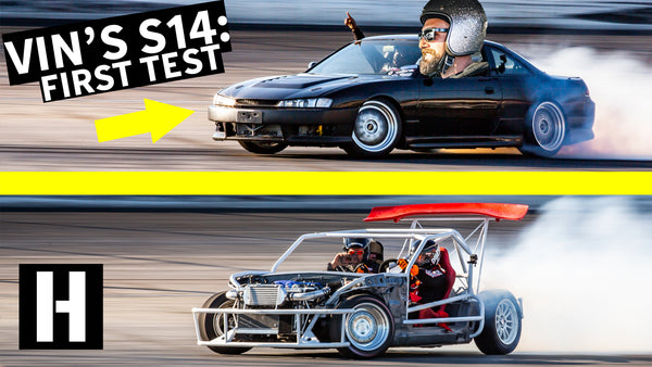 BMW Vin Lookup >> First Shakedown in Vin's 1JZ S14, Your Favorite $350 BMW ...