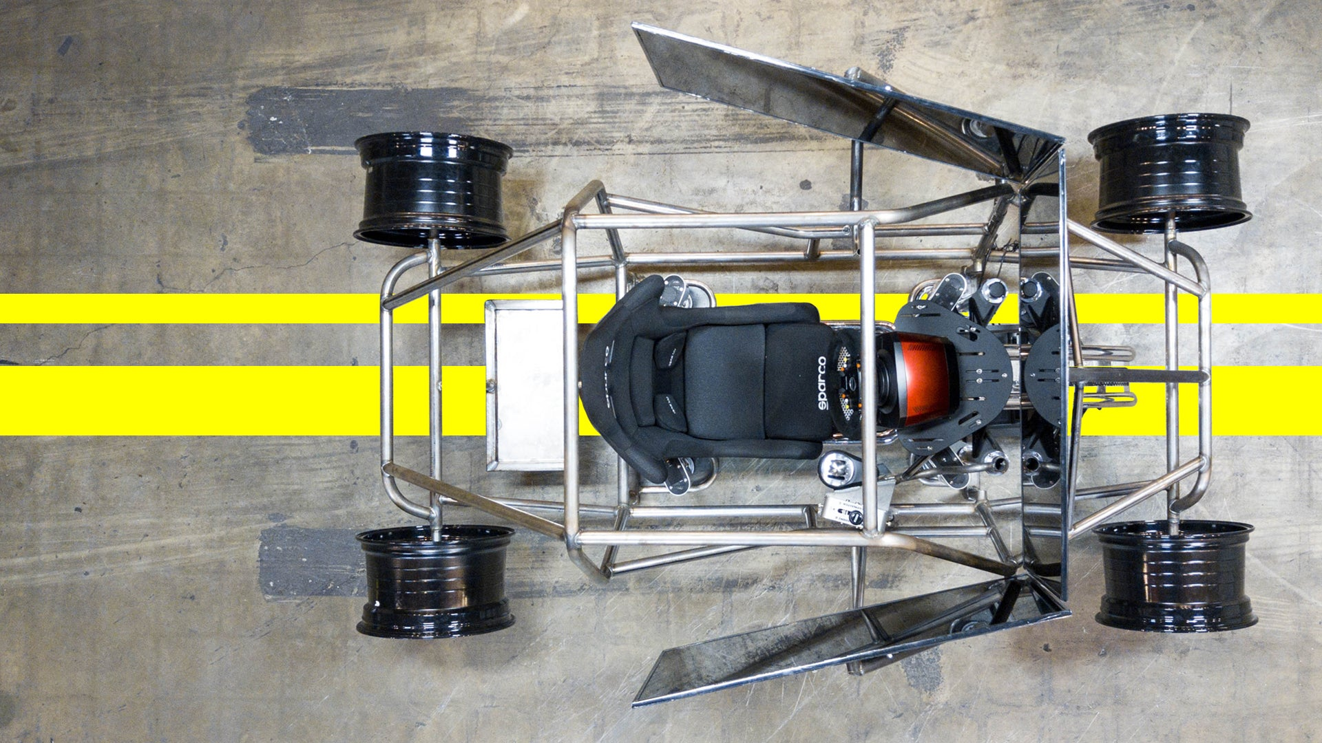 Did We Just Build The World S Best Driving Sim Rig Hoonigan