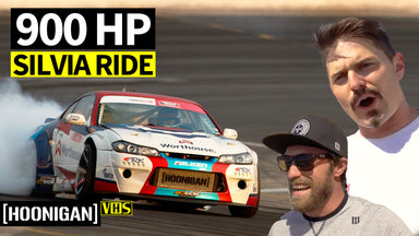 900hp Birthday Party: Formula Drift Championship Weekend With Team Worthouse!