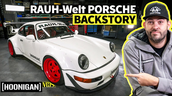 Rauh Welt Porsche 911: The Untold Story of Scotto's Dream Car