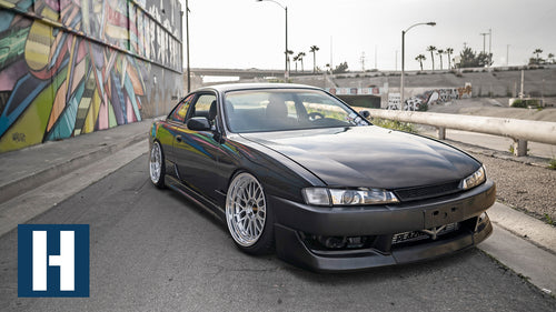Drift Stance 101: Vin's S14 Gets Fresh Kicks, Coilovers, and Driveline