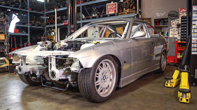 How Low is Too Low for our Scrap Yard M3? Suspension and Differential Get Major Upgrades