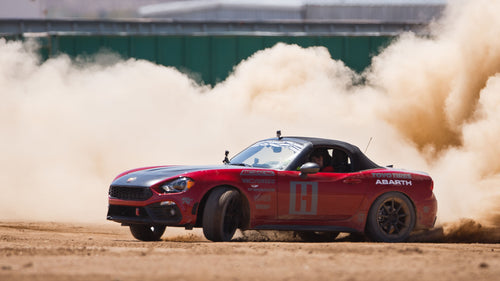 Road Racers VS. Drifters - Grip and Slip Battle to Become the Next Hoonigan