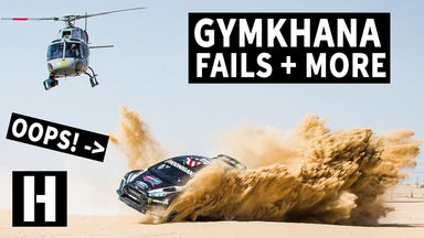 Ken Block Gives us 10 More Gymkhana Secrets! Rolls, Disappearing Cars, + More