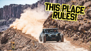 Flat Out in the Rough Stuff: Ken Block's Guide to Awesome Can-Am Riding Spots: Moab, Utah Pt.2
