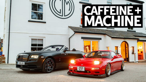 Car Forums in Real Life? Caffeine and Machine is the Ultimate Car Meet Spot
