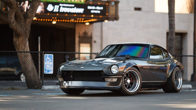 560hp Nissan 240z With a Turbo L28… No LS1 Swap in Sight!