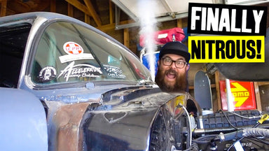 Fleet Repairs: Fixing NOS on the Tri-Five by Fire, and Giving the Suburban Better Spark