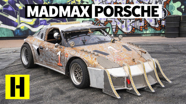 Apocalypse-Ready, GT3 Powered Porsche Boxster LeMons Racer??