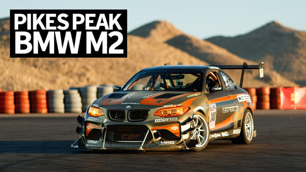 500hp BMW M2 Goes From Daily Commuter to Pikes Peak Racer