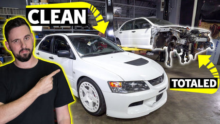 Is the Mitsubishi Evo IX the World's Best Street/Track Car?