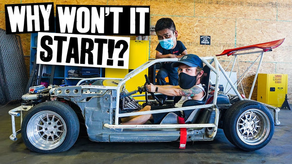 Bringing Shartkart Back to Life, Suppy is Back, and a NEW Miata Build!?
