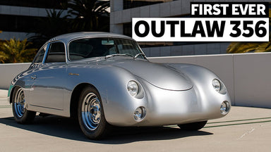 The Original Outlaw: First Ever Porsche 356 Carrera Outlaw Build!