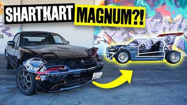 ShartKart XL Time?? We Got a New Miata Project, This Thing is ROUGH.