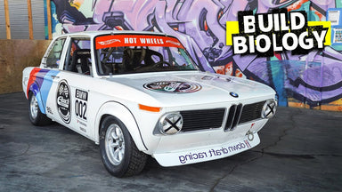 Widebody BMW 2002 Track Screamer is the Perfect Weekend Racecar