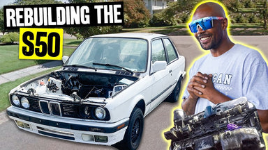 Is VANOS Evil? Sean Makes it Look Easy on his BMW S50 Rebuild