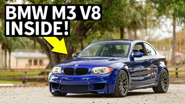 Three BMWs in One: e92 M3 Swapped and 1M Kitted 1 Series!