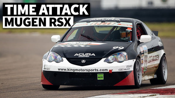Rubbing is Racing: Full Race Spec Acura RSX GLTC, Built for Wheel to Wheel Battle