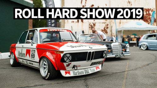 Slam City: Top Choices at the UK's Roll Hard Show 2019