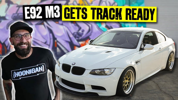 Is Vin's Street Spec e92 M3 Faster Than His Track Prepped E46 M3?