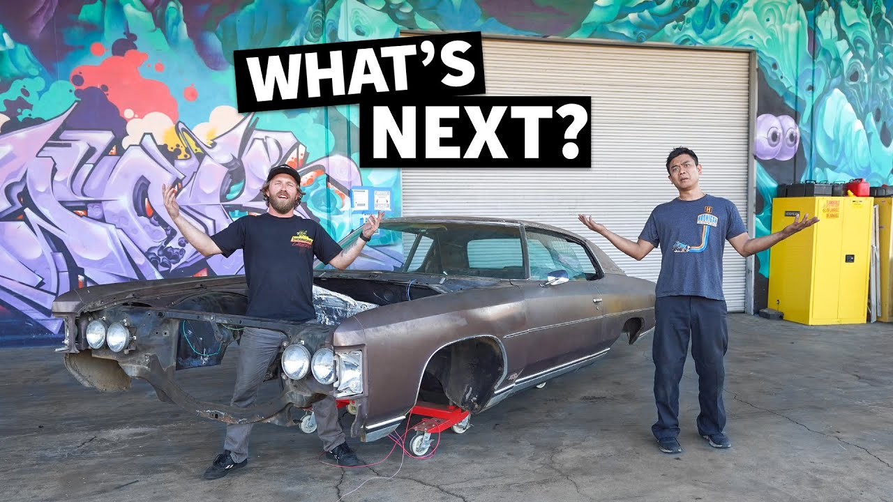 "Our Donk Gets a Big Rear End. Building a 1000hp-Ready Ford 9"" With BIG Axles"