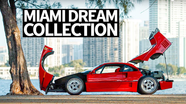 Supercars and Speedboats: Best Low Key Car Collection Ever, Hidden Compound in Miami